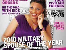 2010 Military Spouse of the Year® Lori Bell