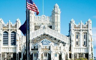 CCNY, part of the CUNY System