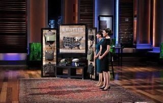 Women vetrepreneurs appear on Shark Tank