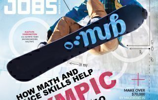 STEM Jobs Magazine, Winter 2014 First Issue