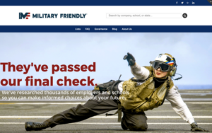 Military Friendly® Homepage 2017