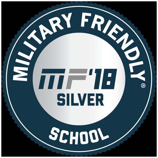 KCC is a military friendly school