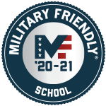 Military Friendly School 2019-2020 Award